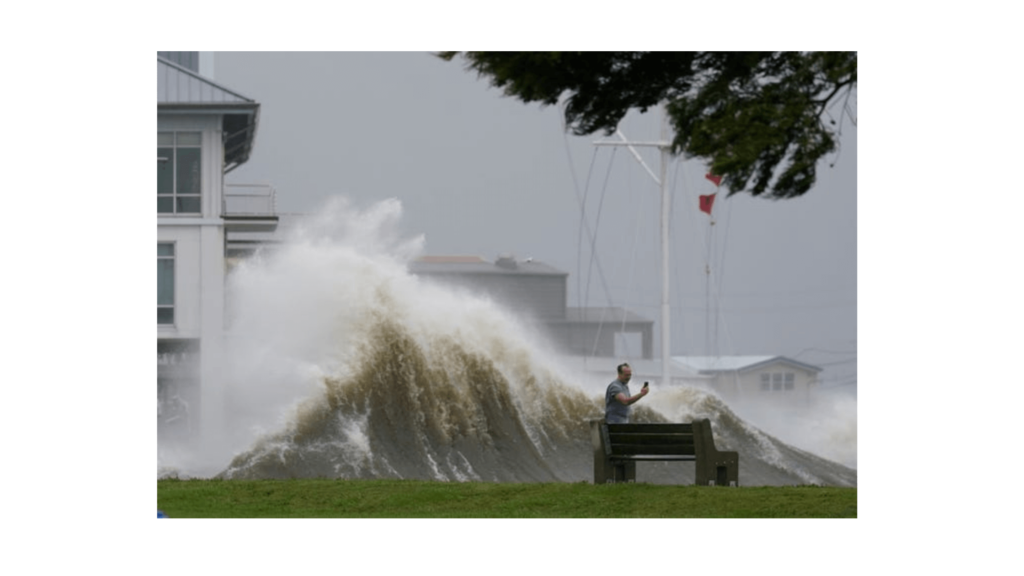 Does US Federal Government Response To Hurricane Ida