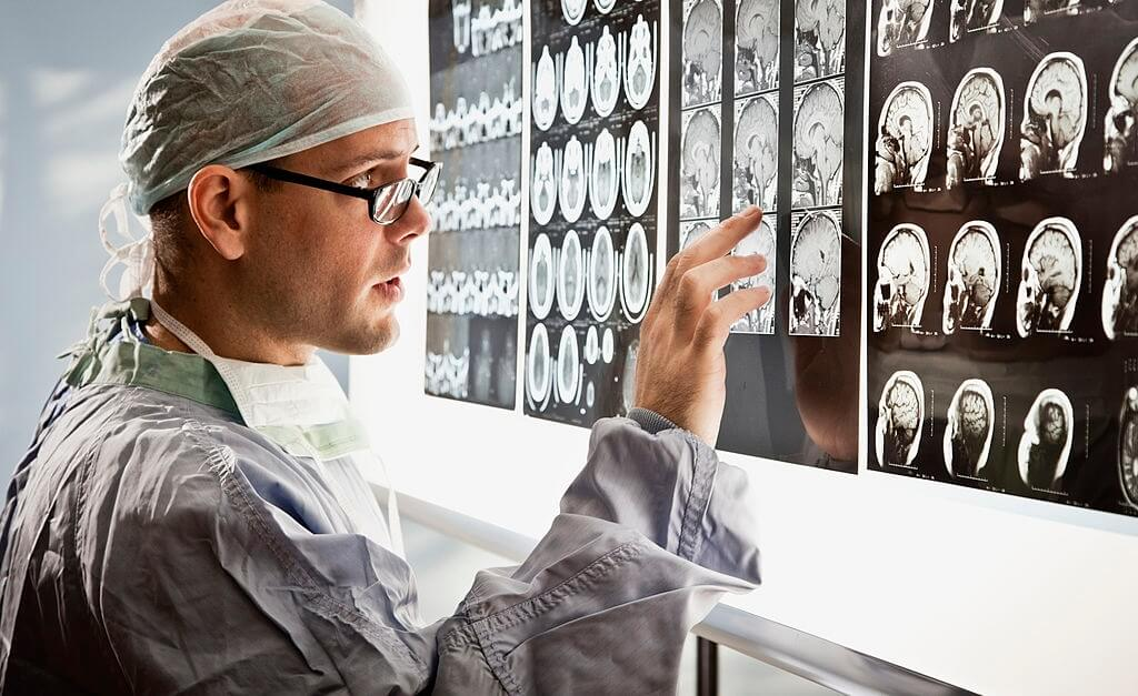Artificial Intelligence Scores Less Than Radiologists