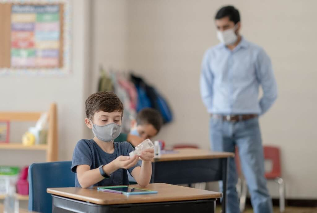 Things To Do upon Your Child's Exposure To COVID 19 In School