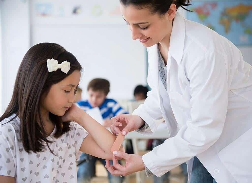 Shortage Of School Nurses Gets Worse In America