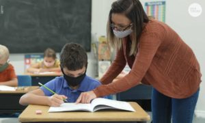 Education Department looks into Texas Mask Protocol In Schools