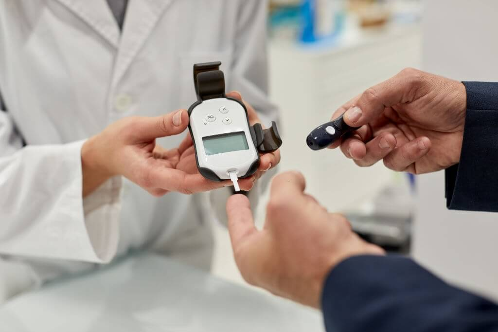 Hypertension & Diabetes Control Improved By Expansion In Medicaid
