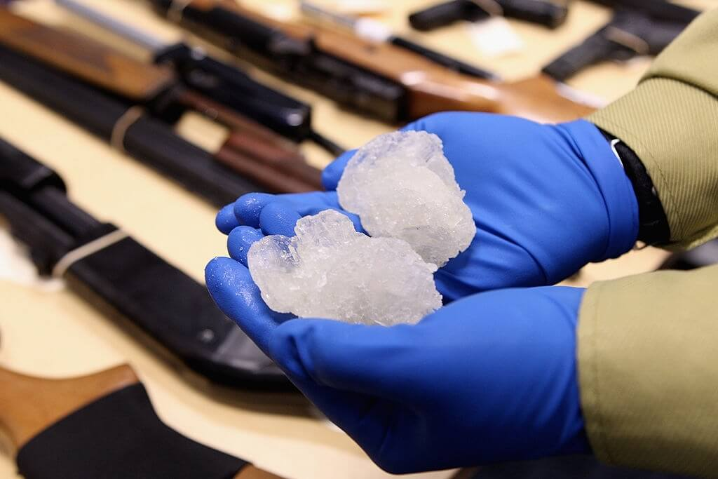 In Recent Years, Overdose Deaths Due To Meth Tripled