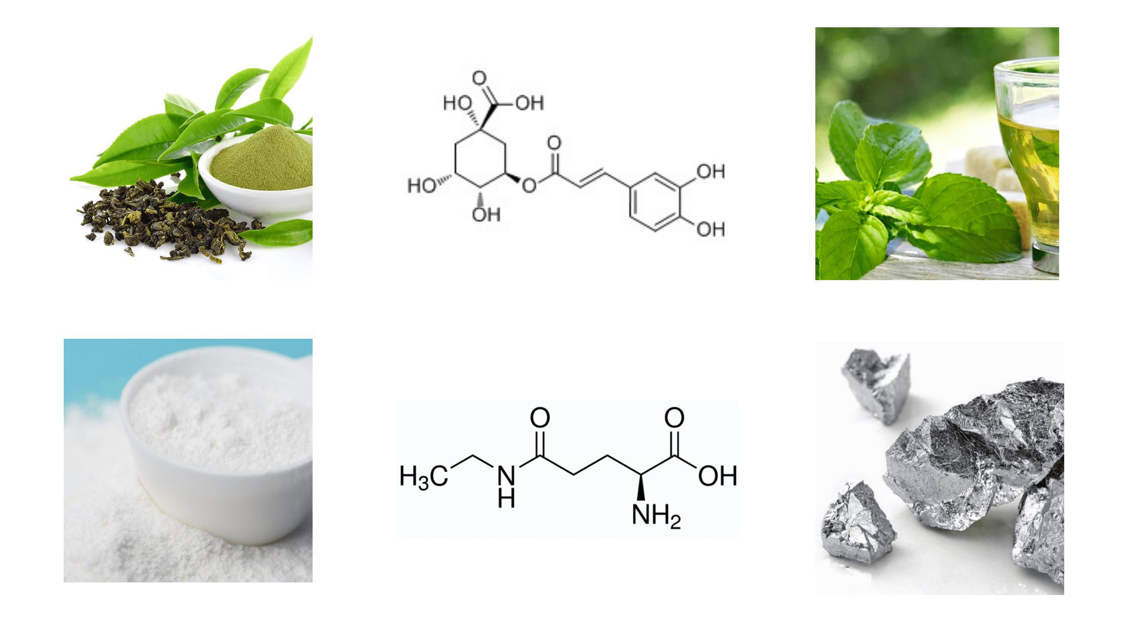Ingredients of Java Burn Powder