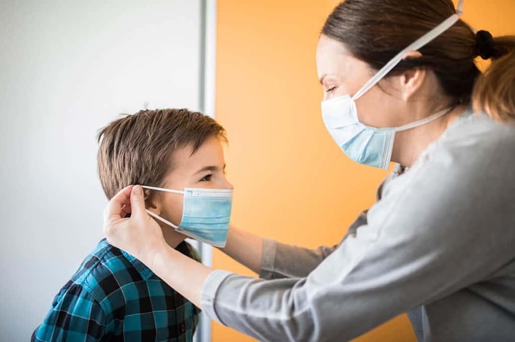 Kids Covid: Parents Favor Mask Requirements