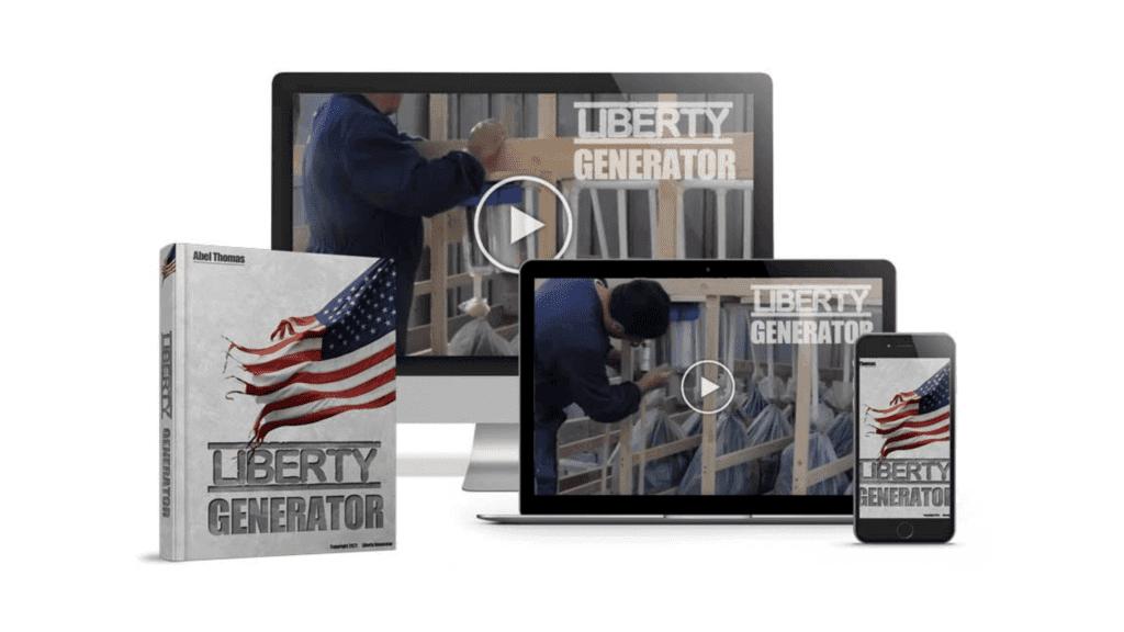 Liberty Generator Ebook