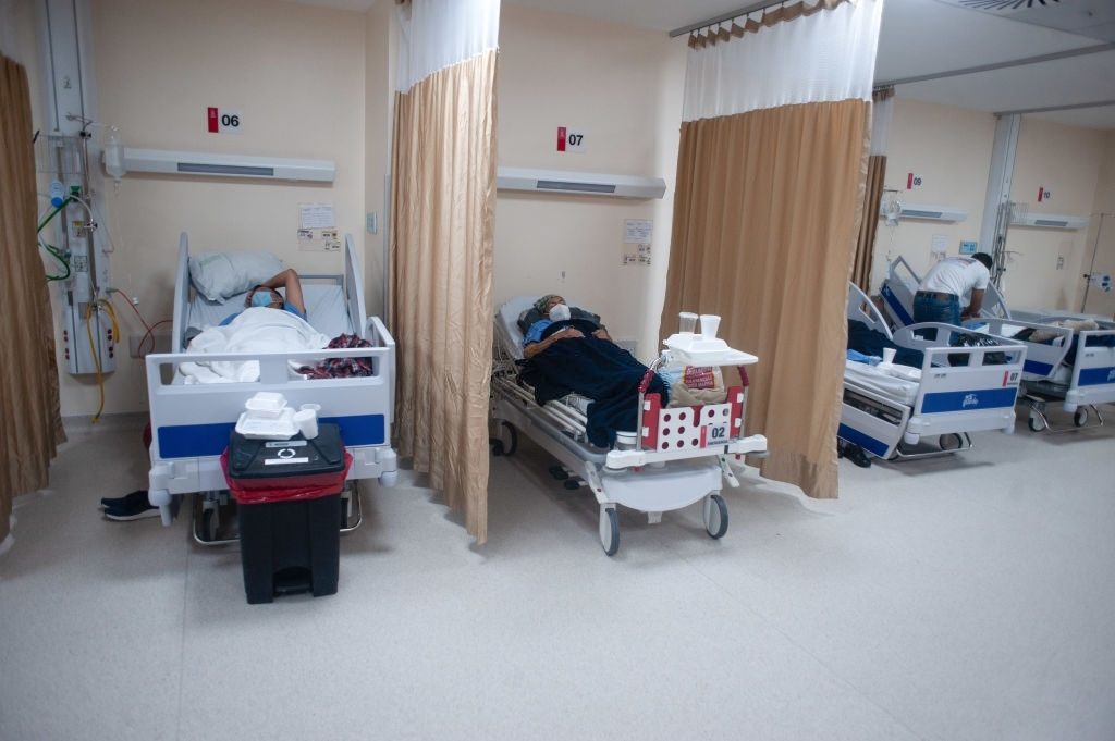 More Cases Of Covid 19 Causes Low Beds For Other Patients