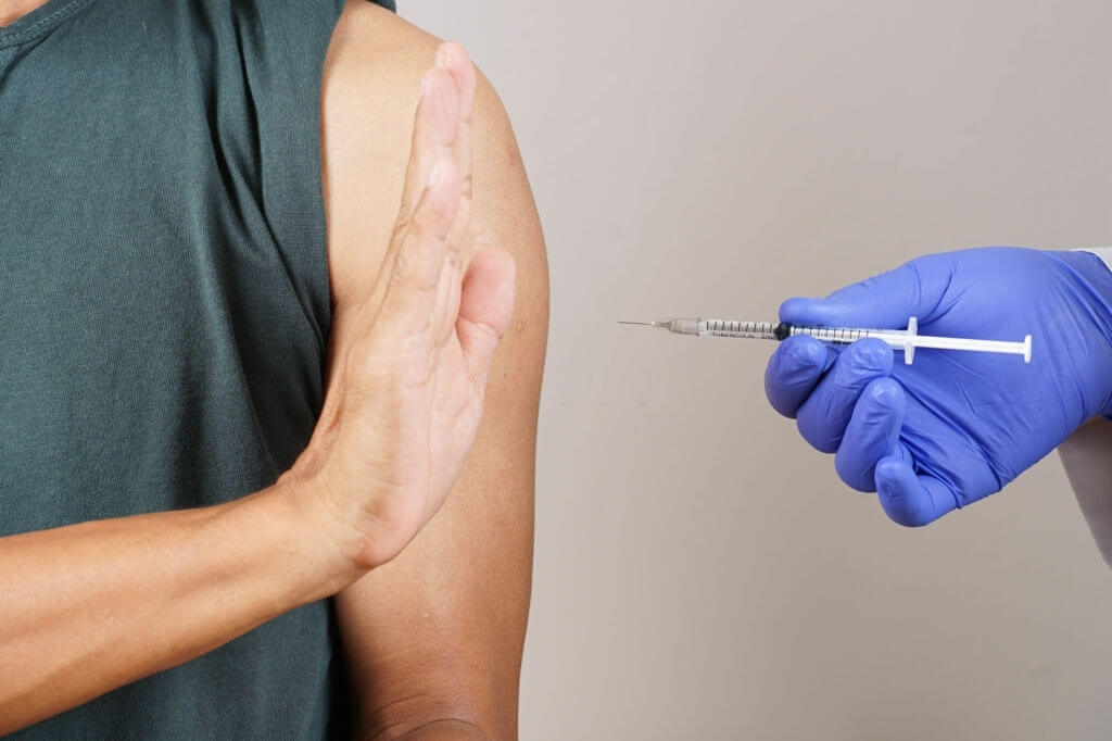 Remaining Unvaccinated Against COVID Is Like Drunk Driving