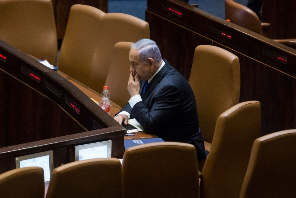 The Handling Of The Pandemic By Netanyahu Is Criticized By An Israeli Watchdog