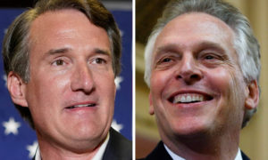 Vaccination-Mandates-McAuliffe-Youngkin-Head-To-Head-In-First-Debate-1