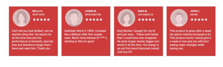 VigorNow Customer Reviews