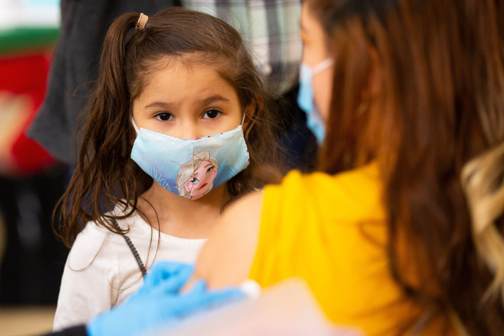 American Parents Reluctant To Vaccinate Their Young Kids