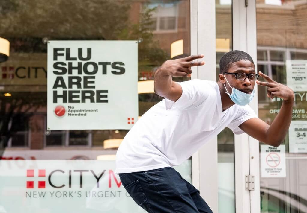یکی از متخصصان می گوید واکسن آنفولانزا در طول همه گیری اهمیت بیشتری دارد