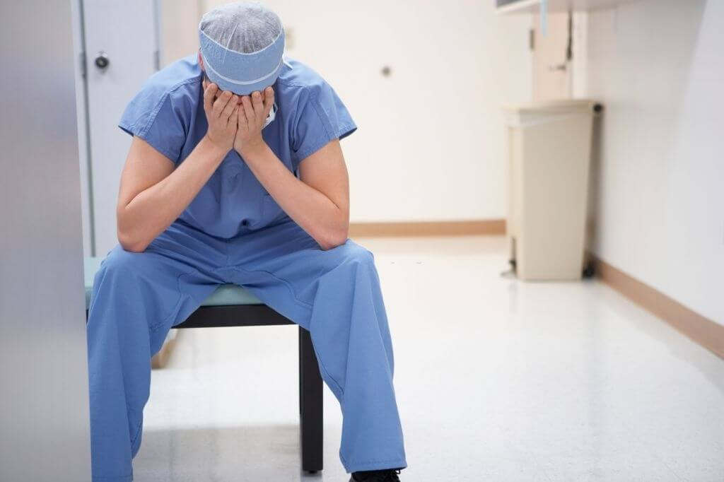 As Doctors Become Increasingly Frustrated With COVID Denial
