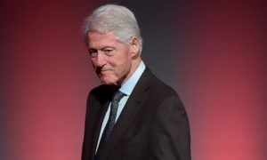 Bill Clinton, Was Sent To The Hospital With An Illness, But He Is Now 'on The Mend