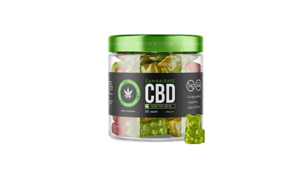 CannaLeafz CBD Gummies Reviews