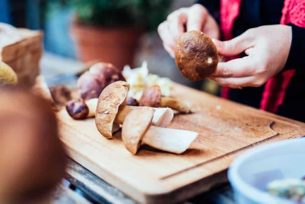 Consuming Of Mushrooms May Reduce the Risk of Melancholy
