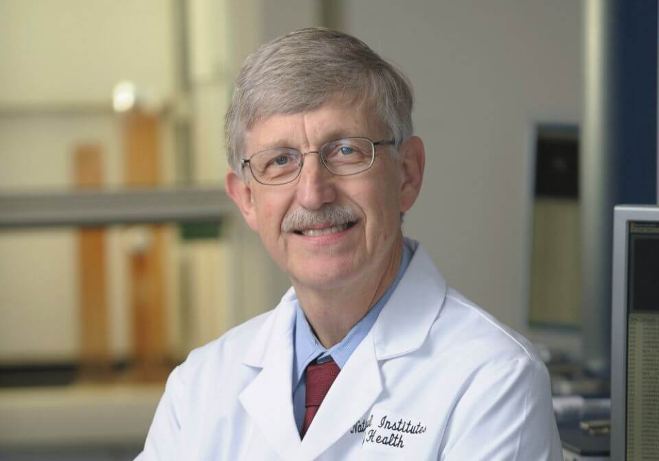 Dr. Collins To Return To National Human Genome Research Institute