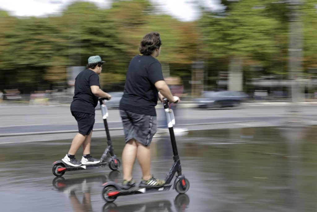 E-Scooters And Hoverboards Reported To Be The Cause Of The Rise In Injuries