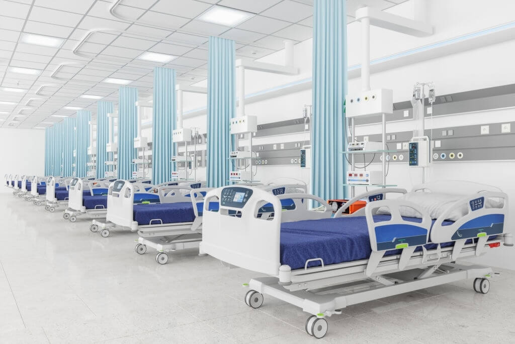 Hospitals Gear Up As Disaster Is Foreseen