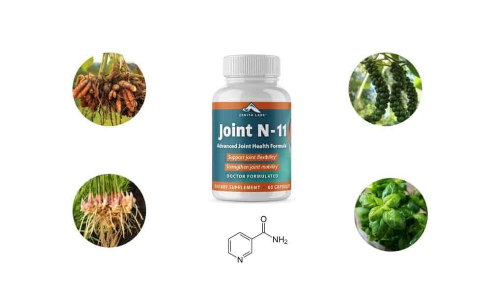 Joint N11 Formula Ingredients