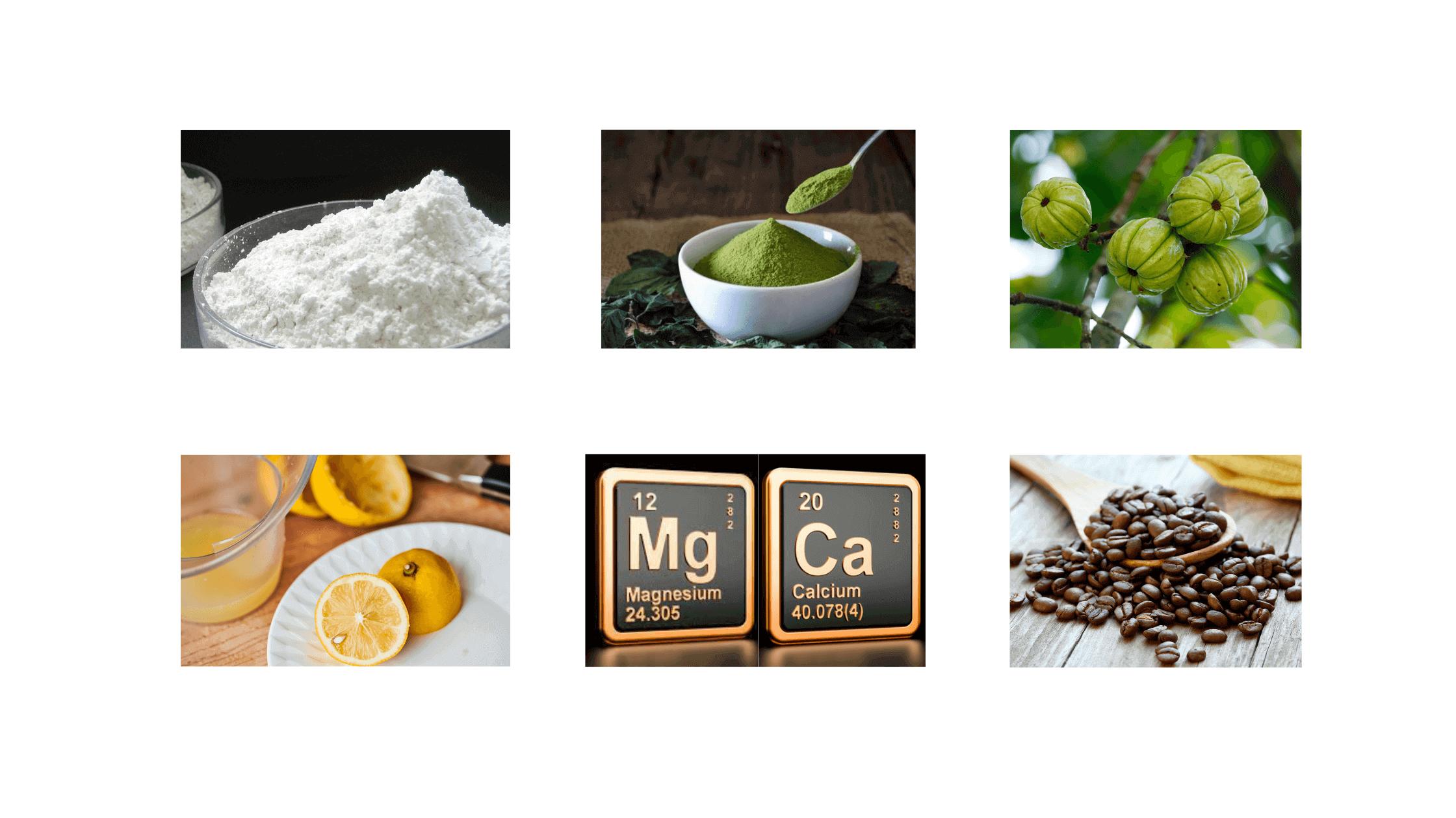 Keto Detox Ingredients