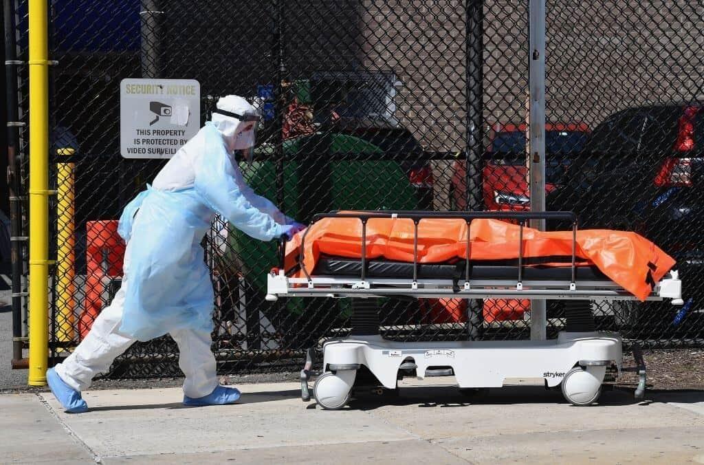 Minorities Bear The Brunt Of COVID Deaths In U.S