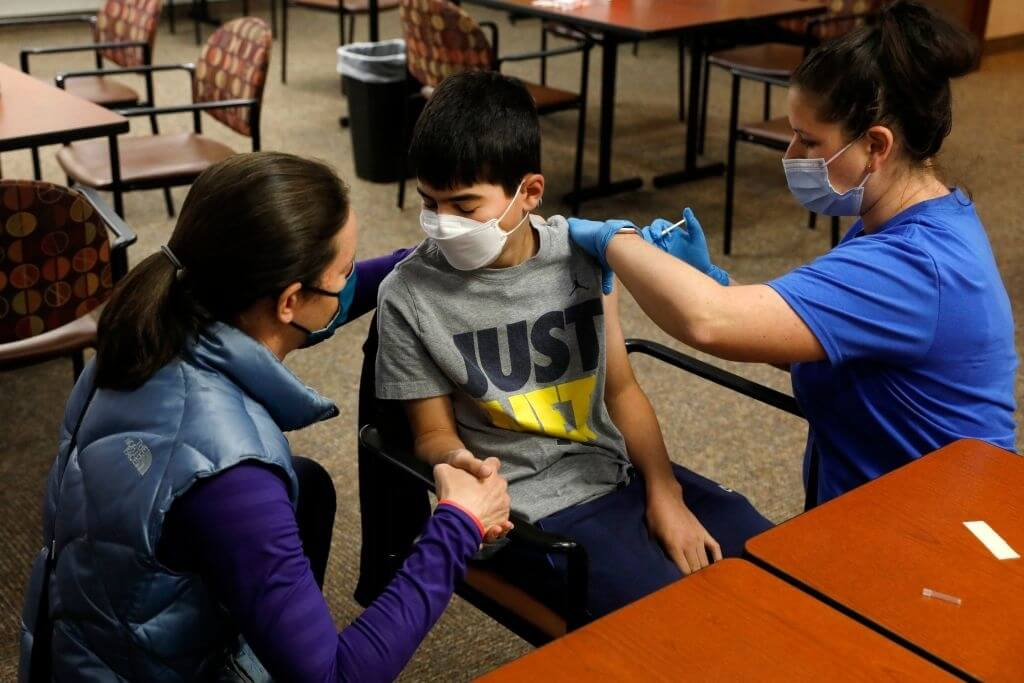 New Survey Says, Parents Are Eager To Vaccinate Their Kids
