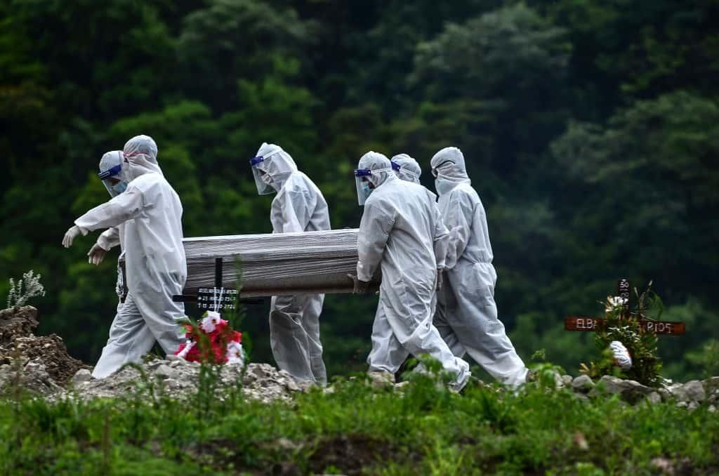 شمار قربانیان این ویروس در روسیه به یک سوم افزایش یافته است