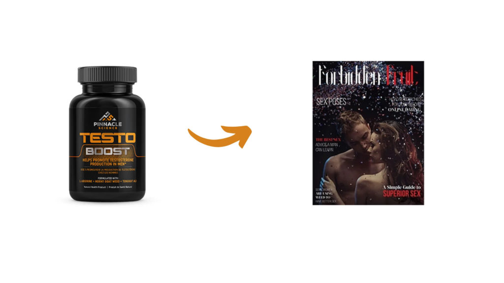 eBook free with Pinnacle Science Testo Boost Pill